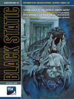 Black Static #44 Horror Magazine (Jan-Feb 2015)