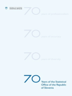 70 Years of the Statistical Office of the Republic of Slovenia