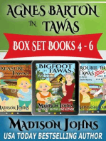 Agnes Barton In Tawas Box Set (Books 4-6)