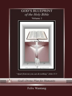 God's Blueprint of the Holy Bible