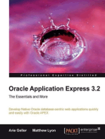 Oracle Application Express 3.2