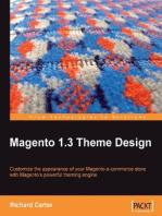 Magento 1.3 Theme Design