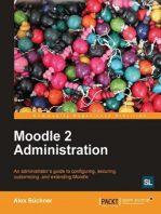 Moodle 2.0 Administration