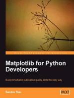 Matplotlib for Python Developers