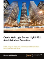Oracle WebLogic Server 11gR1 PS2
