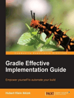 Gradle Effective Implementation Guide
