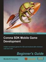Corona SDK Mobile Game Development Beginner's Guide