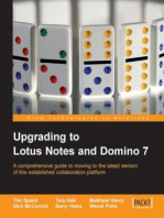 Upgrading to Lotus Notes and Domino 7