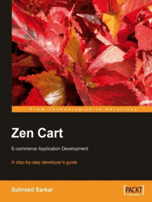 Zen Cart E-commerce Application Development