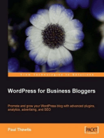 WordPress for Business Bloggers