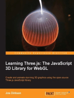 Learning Three.js