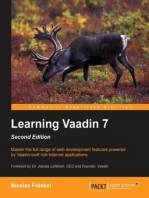 Learning Vaadin 7
