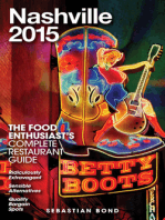 Nashville - 2015 (The Food Enthusiast's Complete Restaurant Guide)