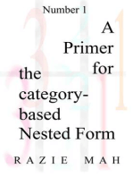 A Primer for the Category-Based Nested Form