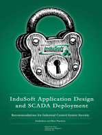 InduSoft Application Design and SCADA Deployment Recommendations for Industrial Control System Security