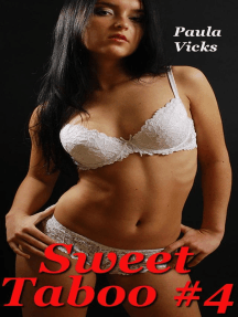 Sweet Taboo #4 (First Time Older Man Younger Woman Erotica)