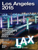 Los Angeles - 2015 (The Food Enthusiast's Complete Restaurant Guide)