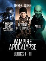 Vampire Apocalypse Books 1