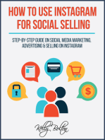 How To Use Instagram For Social Selling