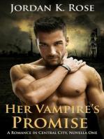Her Vampire's Promise (Central City Romance, #1)