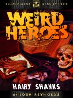 Weird Heroes, Book 1