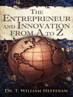 The Entrepreneur and Innovation from A to Z