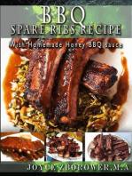 BBQ Spare Ribs Recipe