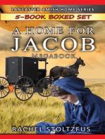 A Lancaster Home for Jacob 5-Book Boxed Set Bundle