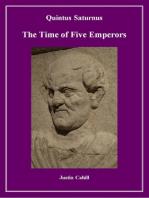 Quintus Saturnus The Time of Five Emperors