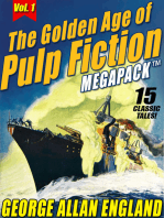 The Golden Age of Pulp Fiction MEGAPACK ™, Vol. 1