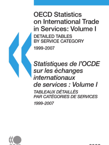 OECD Statistics on International Trade in Services 2009, Volume I, Detailed tables by service category