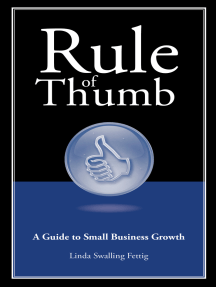 Rule of Thumb: A Guide to Small Business Growth