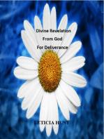 Divine Revelation from God for Deliverance