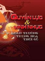 Quyền lực và vinh nhục quan trường Trung Hoa thời cổ.