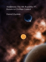 Amderesta The 4th Republic #7. Return to Civilian Control