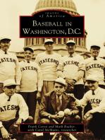 Baseball in Washington, D.C.