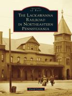 The Lackawanna Railroad in Northeastern Pennsylvania