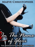 In the Name of Glori (The Redemption Series, #3)