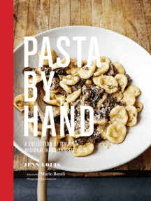Pasta by Hand: A Collection of Italy's Regional Hand-Shaped Pasta