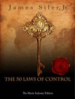 The 50 Laws of Control