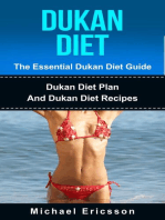 Dukan Diet - The Essential Dukan Diet Guide