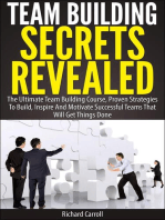 Team Building Secrets Revealed