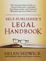 Self-Publisher's Legal Handbook