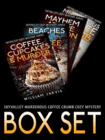 Skyvalley Murderous Coffee Crumb Cozy Mystery Box Set