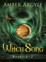 Witch Song Series Boxed Set (1-3)