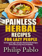 Painless Herbal Recipes For Lazy People