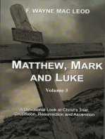 Matthew, Mark and Luke (Volume 3)