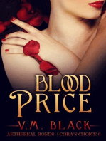 Blood Price (Cora's Choice, #6)
