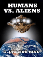 Humans Vs. Aliens (Aliens Series, #2)