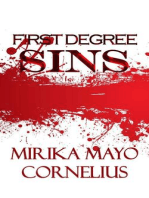 First Degree Sins